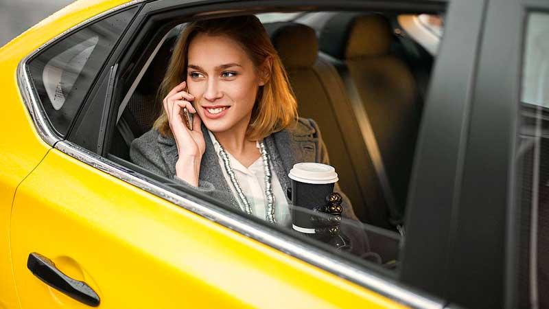 Яндекс.Такси в Смоленксе