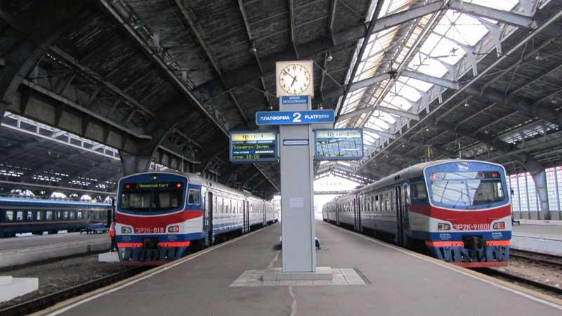 Основные направленияЮжный вокзал Калининград