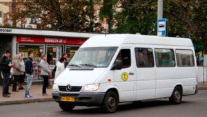 75 маршрутка Калининграда
