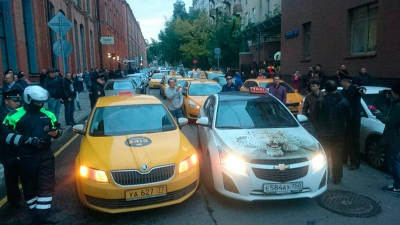 Яндекс Такси Зеленоград