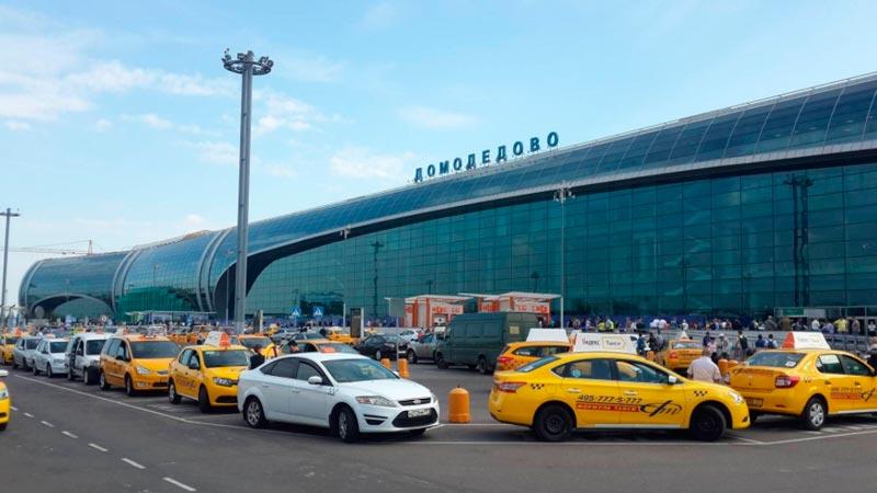 Яндекс Такси Домодедово