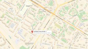 Отыскать представительство перевозчика можно по адресу, проезд Строителей, дом 1, офис 7А.
