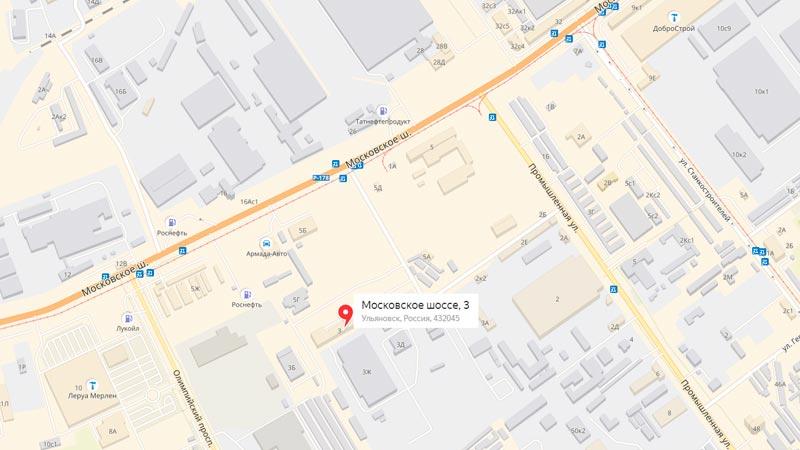 представительства организации, следует обращаться по адресу, Московское шоссе, дом 3, офис 110.
